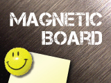Magnetic Boards In Stainless Steel