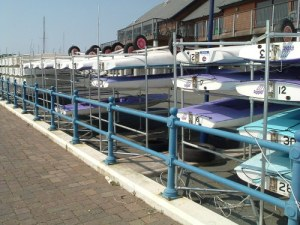 Boat / dinghy Racks