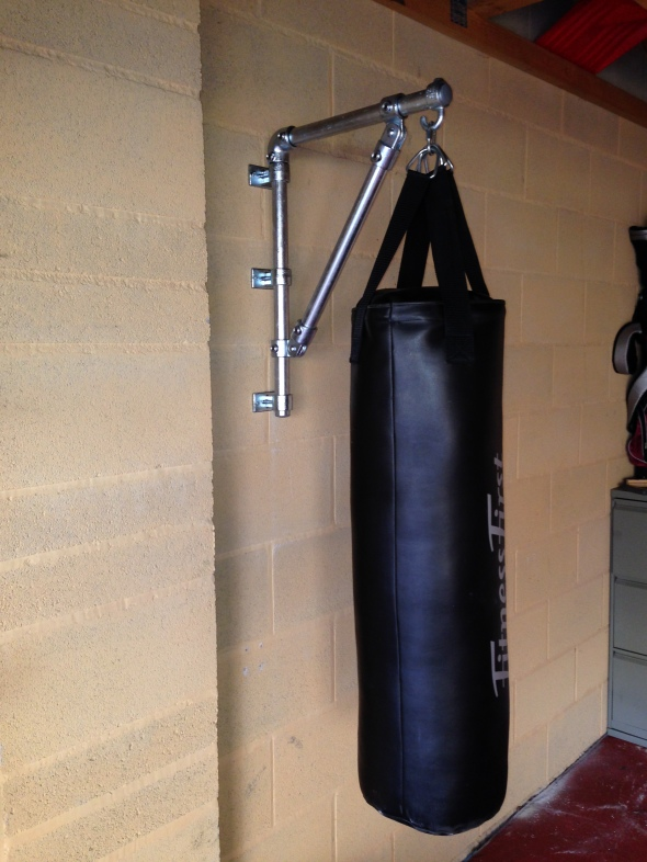 Punch Bag Bracket