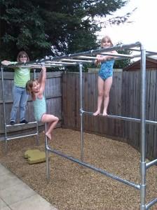 Monkey Bars Climbing Frame